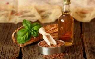 Льняное масло для похудения — миф или реальность?