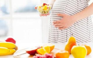 Польза киви для беременных