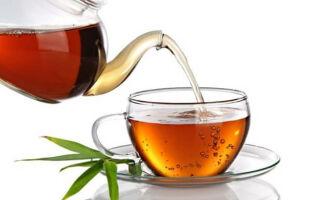 Черный чай: вред и польза