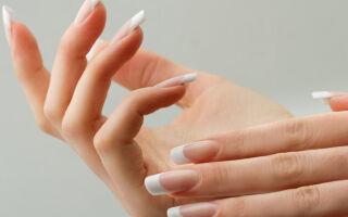 Продукты питания для ногтей