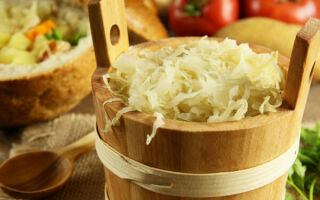 Неоценимая польза квашенной капусты