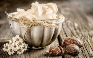 Масло ши — свойства, применение, польза и вред.