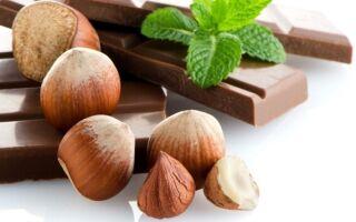 Чем полезны лесные орехи, калорийность