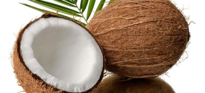 Польза и вред кокоса, калорийность