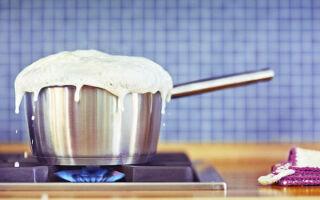 Полезные свойства кипяченого молока