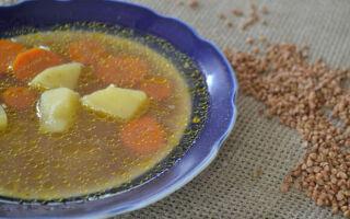 Как вкусно и быстро приготовить гречневый суп, фото