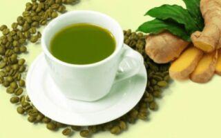 Кофе с имбирём для похудения