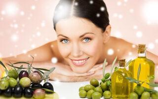 Оливковое масло для тела — польза, применение
