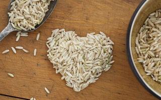 Рисовая каша, виды и состав