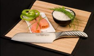 Преимущества ножа сантоку
