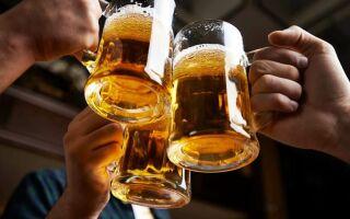 Возможная польза от пива