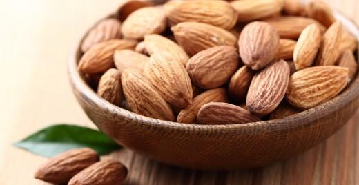 Полезные свойства миндальных орехов