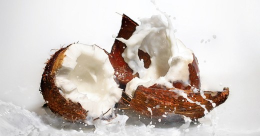 Возможный вред кокосовго молока
