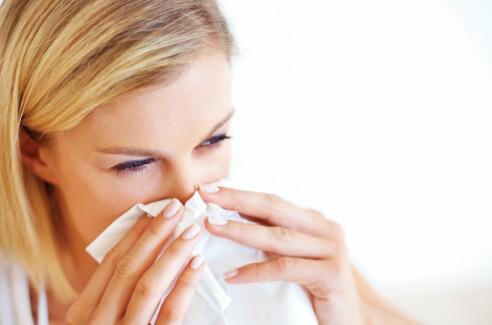 Симптомы и питание при насморке