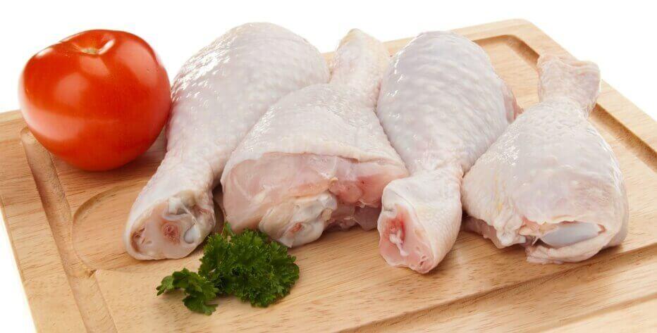 Куриные окорочка