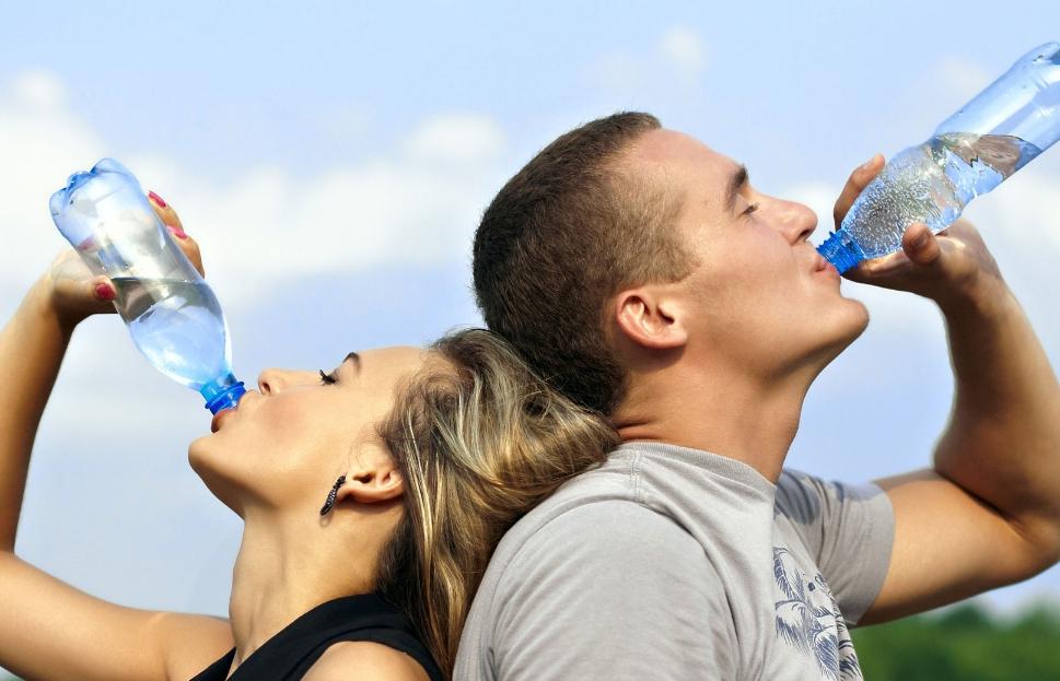 Skolko vody nujno